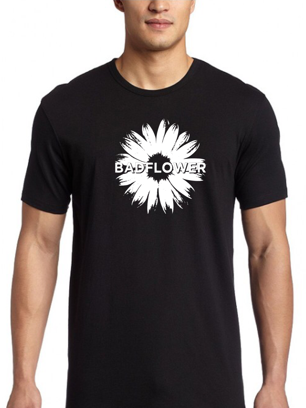 BADFLOWER - LOGO TEE
